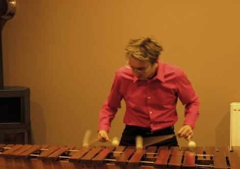 op der Marimba ... de Sven Kiefer
